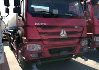 20 m3 Water Tanker Vehicle , Sino Howo 6x4 10 Wheeler Water Carrier Truck