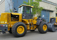 China Multipurpose XCMG Wheel Loader ZL50GN Heavy Construction Machinery For Construction Area company