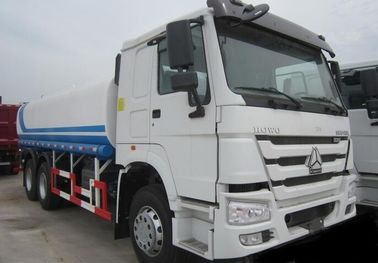 China Sinotruck Howo 6x4 Water Sprinkler Truck 18- 20 CBM Capacity 336HP SGS Approved factory