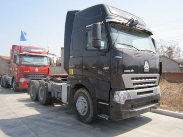 China 10 Wheel Prime Mover Truck 6*4 Howo A7 Tractor Head 336 HP ZZ4257N3247P1B factory