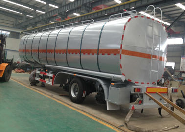 China SINO HOWO Oil Tank Trailer 40000 45000 50000 60000 Liters Dimensions 3 Axle factory