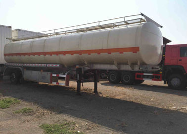 China SINO Petroleum Tanker Trailer JYJ5121GSSC Fuel Tanker Semi Trailer Three Axle factory
