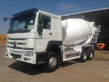 China 12m3 Concrete Mixer Truck SINOTRUCK HOWO 6x4 10 Wheeler With 336HP Engine factory