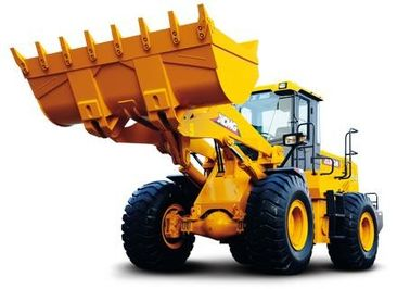 China Front Loader Construction Equipment , 3 CBM Bucket Wheel Loader ZL50GN factory