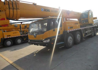 China 57.7 Meter XCMG QY50K Crane , 50 Ton Truck Crane 13750*2800*3520mm Dimensions factory