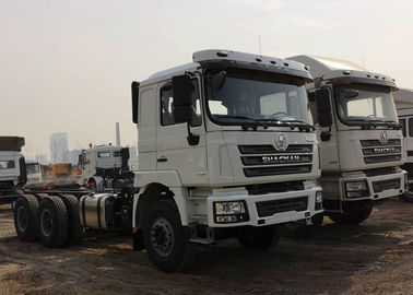 China 420hp 10 Wheeler 6x4 Prime Mover Truck With 50-80 Tons Towing Capacity factory