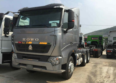 China 6*2 Prime Mover Trailer Head Truck CNHTC 371 HP 420 HP Diesel Tractors factory