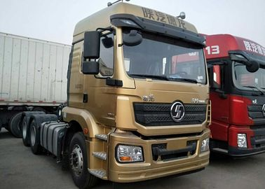 China M3000 6X4 Prime Mover Truck 340 HP 21-30t Loading Euro 3 Emission Standard factory