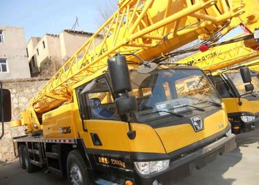 China QY-30K5 XCMG Truck Crane / Construction Truck Crane For Building COC Certified factory