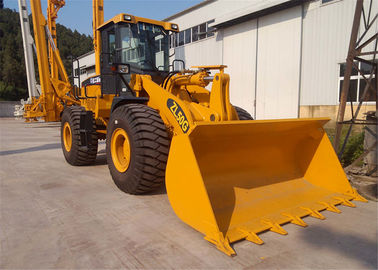ZL50GN 2.5-4.5 CBM Compact XCMG Wheel Loader High Torque And High Efficiency