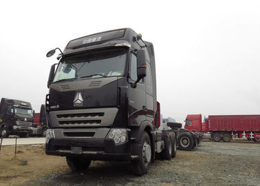 China SINITRUK HOWO A7 6*4 Tractor Trailer Truck ZZ4257M3241V Use For Transportation factory
