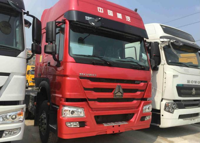 Sinotruk Howo 336/371/420hp 6x4 Prime Mover Tractor Head